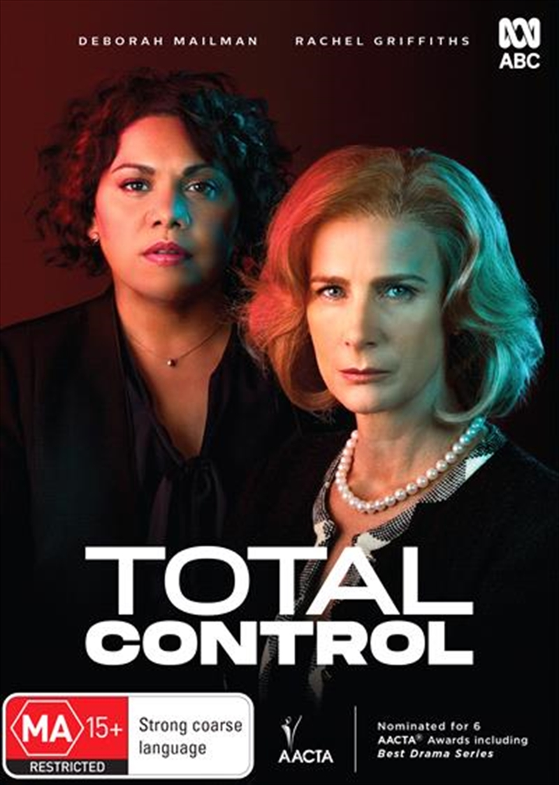 Total Control | DVD