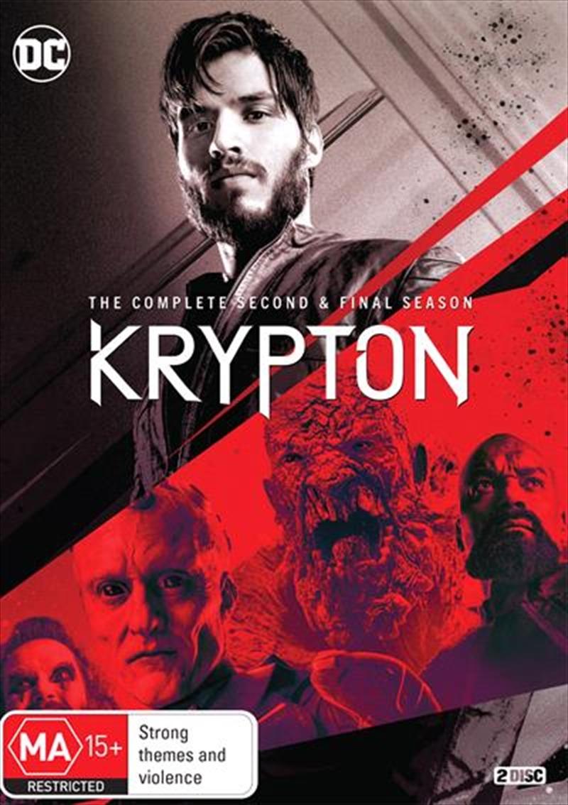 Krypton - Season 2 | DVD