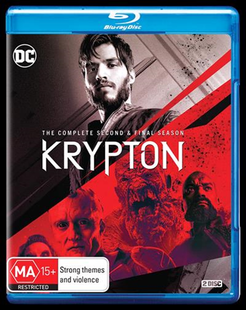 Krypton - Season 2 | Blu-ray