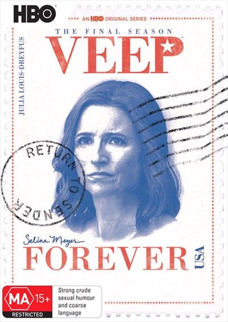 Veep - Season 7 | DVD