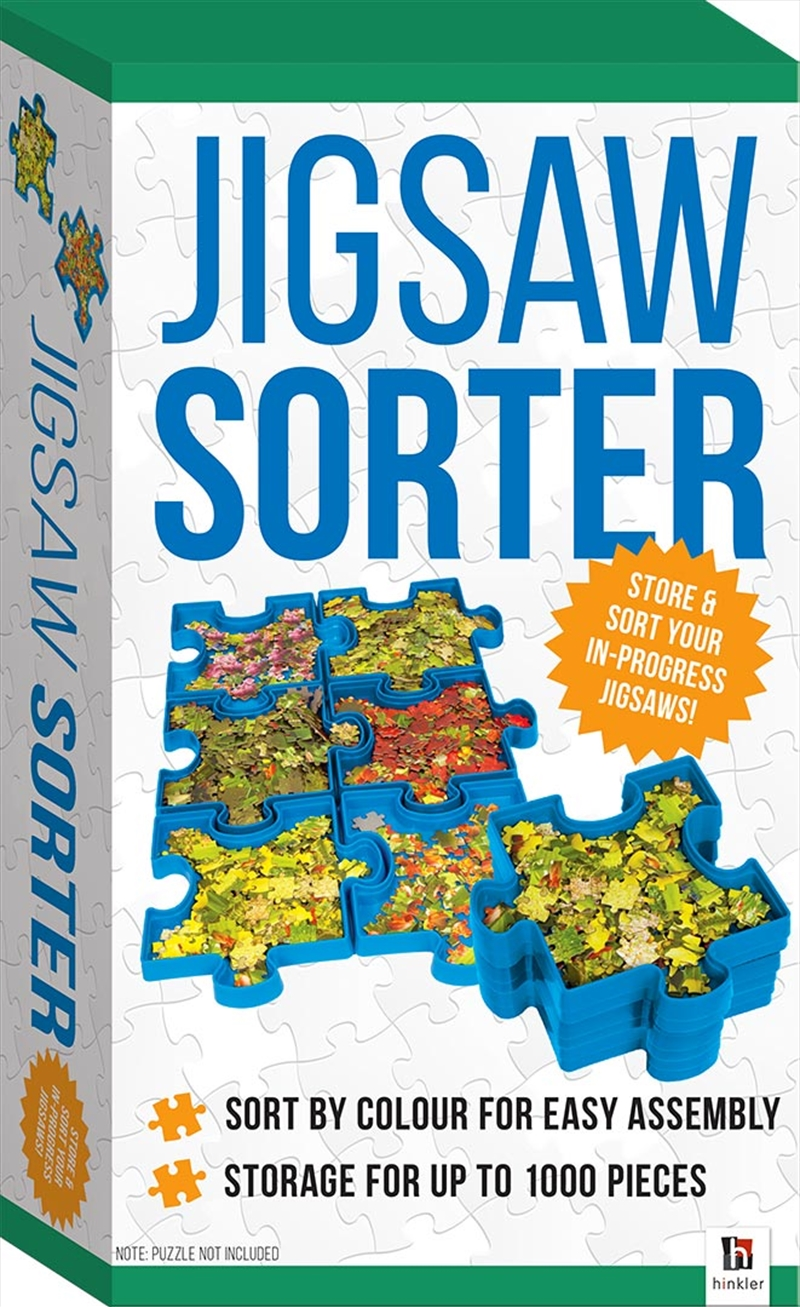 Jigsaw Sorter | Merchandise