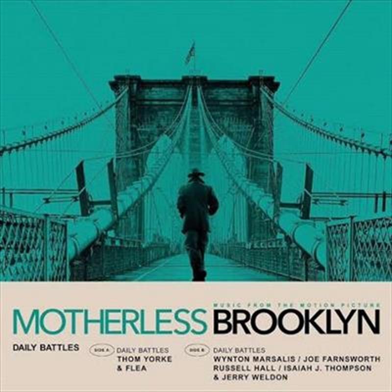 Motherless Brooklyn   Vinyl