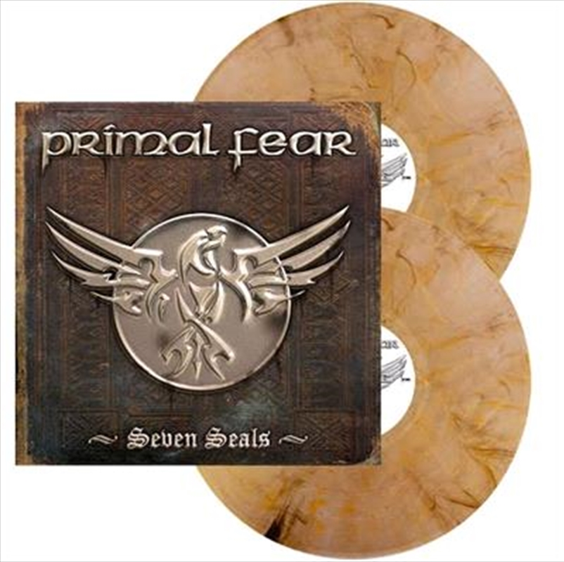 Seven Seals - Limited Edition Marble Gold Coloured Vinyl | Vinyl