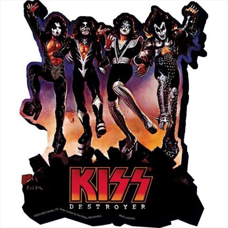 KISS Destroyer Magnet | Merchandise