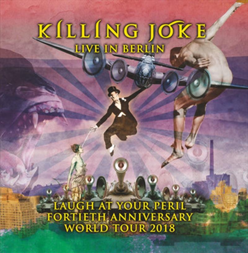 Live In Berlin   CD