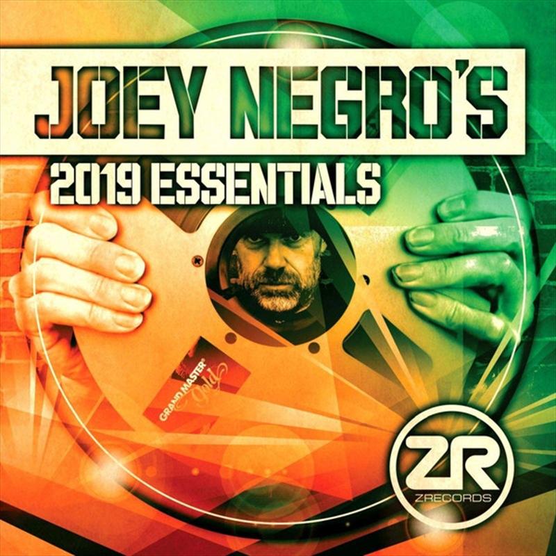 Joey Negro's 2019 Essentials | CD
