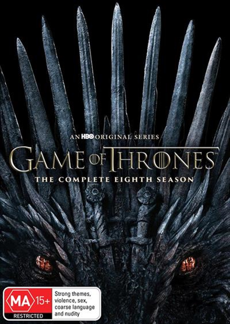 Game Of Thrones - Season 8 | DVD