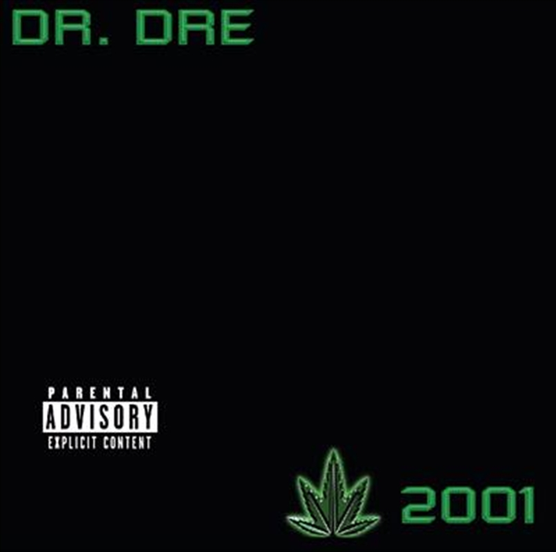 2001 - Explicit Version | Vinyl