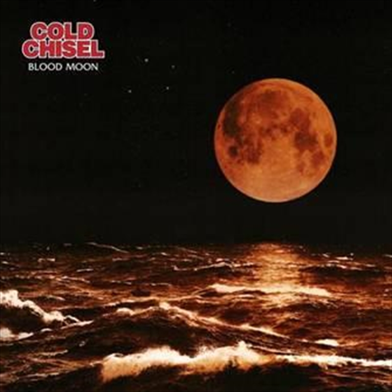 Blood Moon | CD