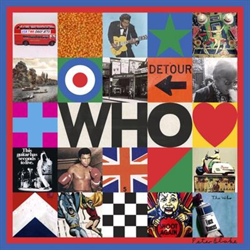 Who | CD