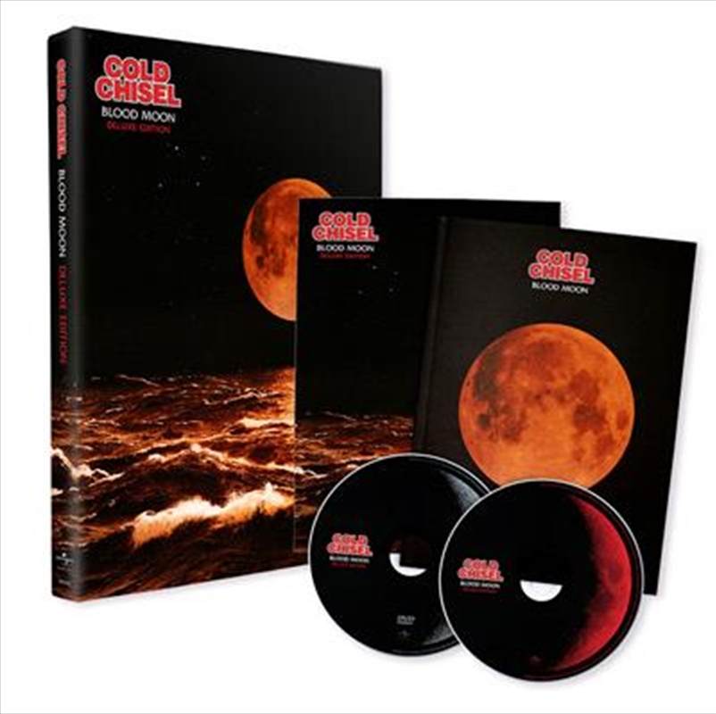 Blood Moon - Deluxe Edition | CD/DVD