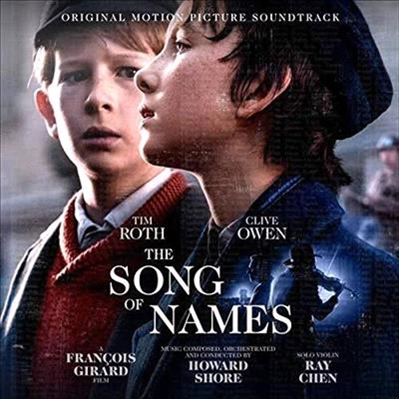 Song Of Names | CD