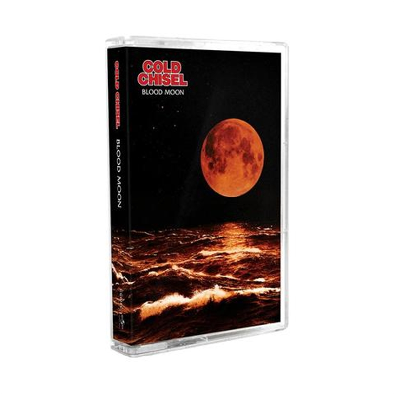 Blood Moon   Cassette