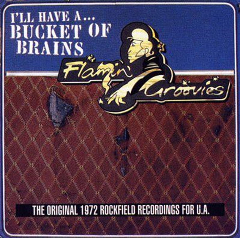 I'll Have A Bucket Of Brains   CD