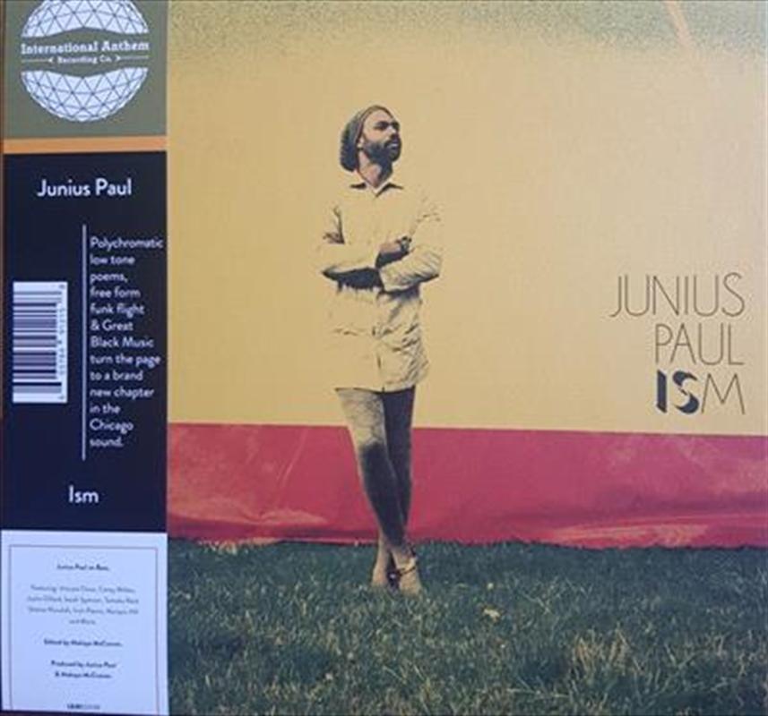 Ism | Vinyl
