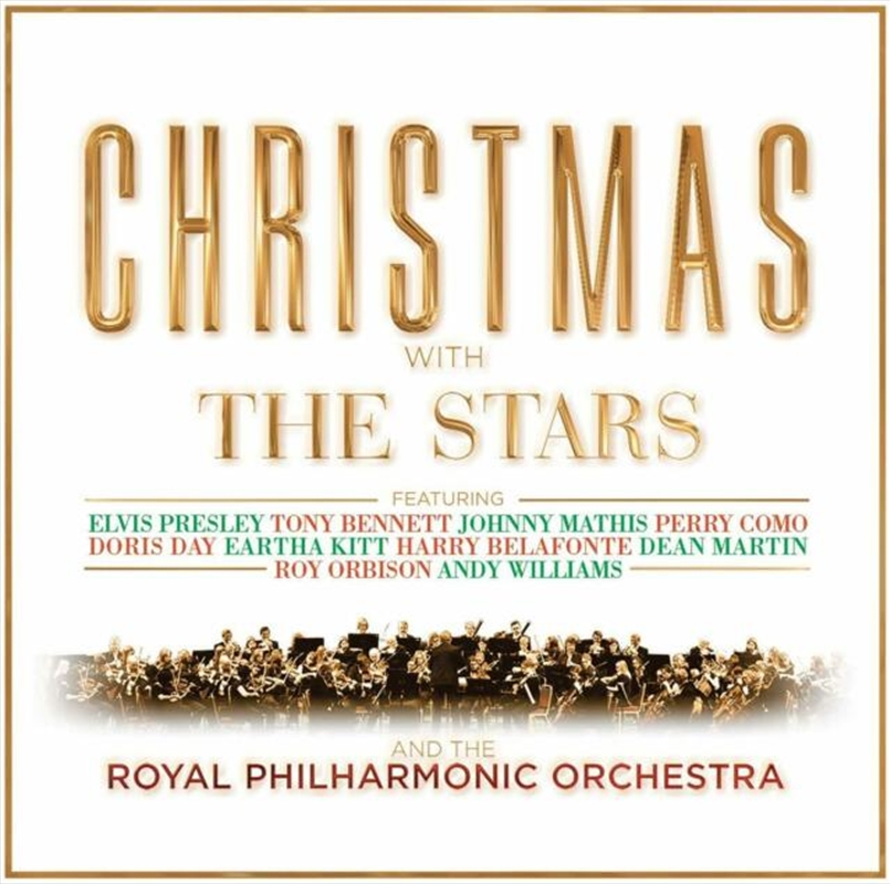 Christmas With The Stars And The Royal Philharmonic Orchestra | CD