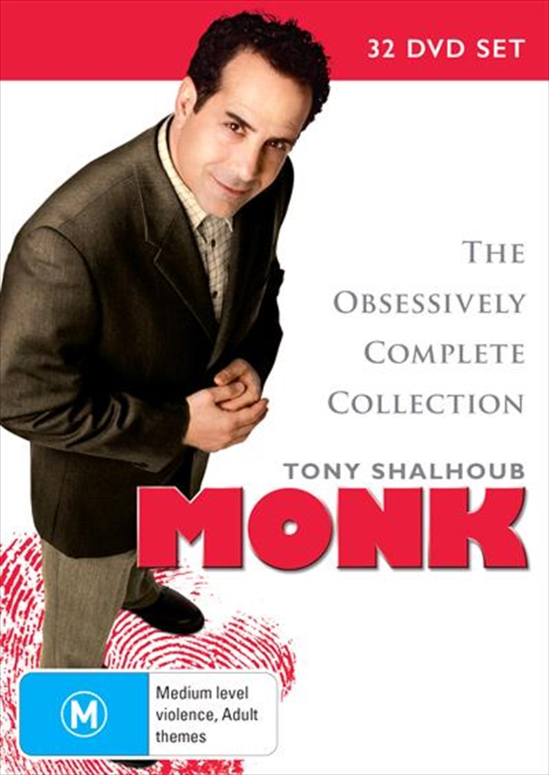Monk | Series Collection | DVD