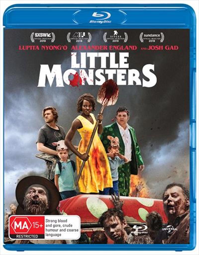 Little Monsters   Blu-ray