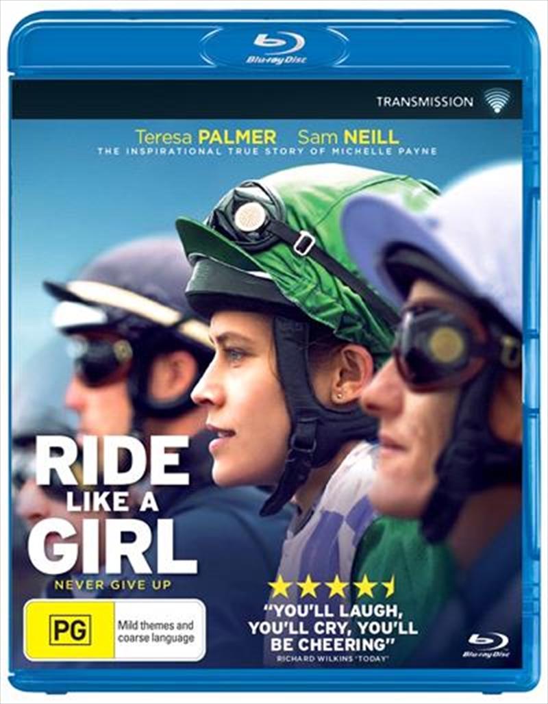 Ride Like A Girl | Blu-ray