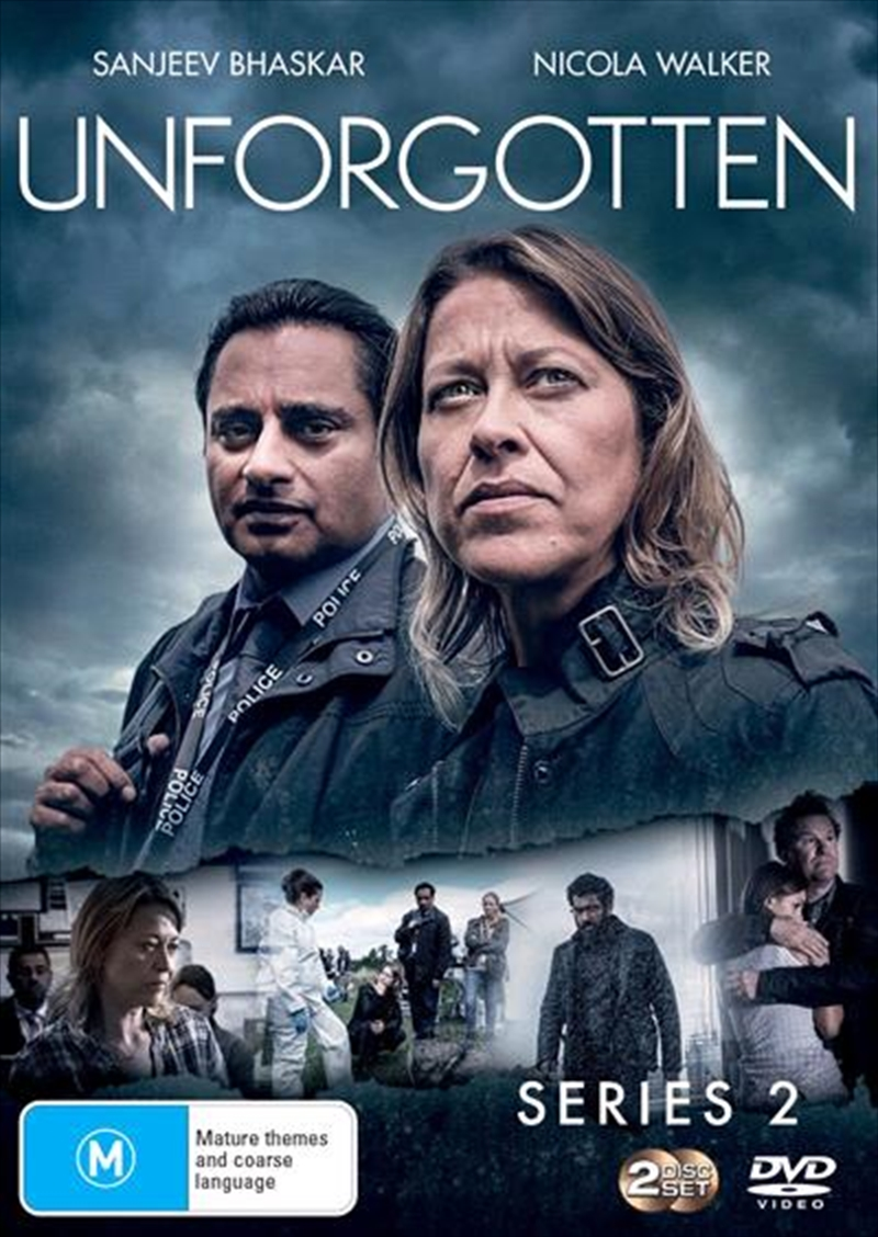 Unforgotten - Series 2 | DVD