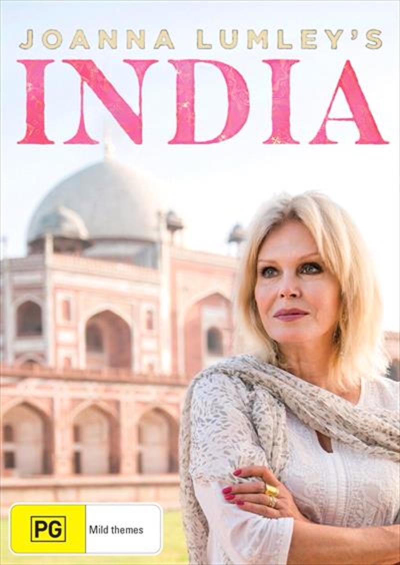 Joanna Lumley's India | DVD