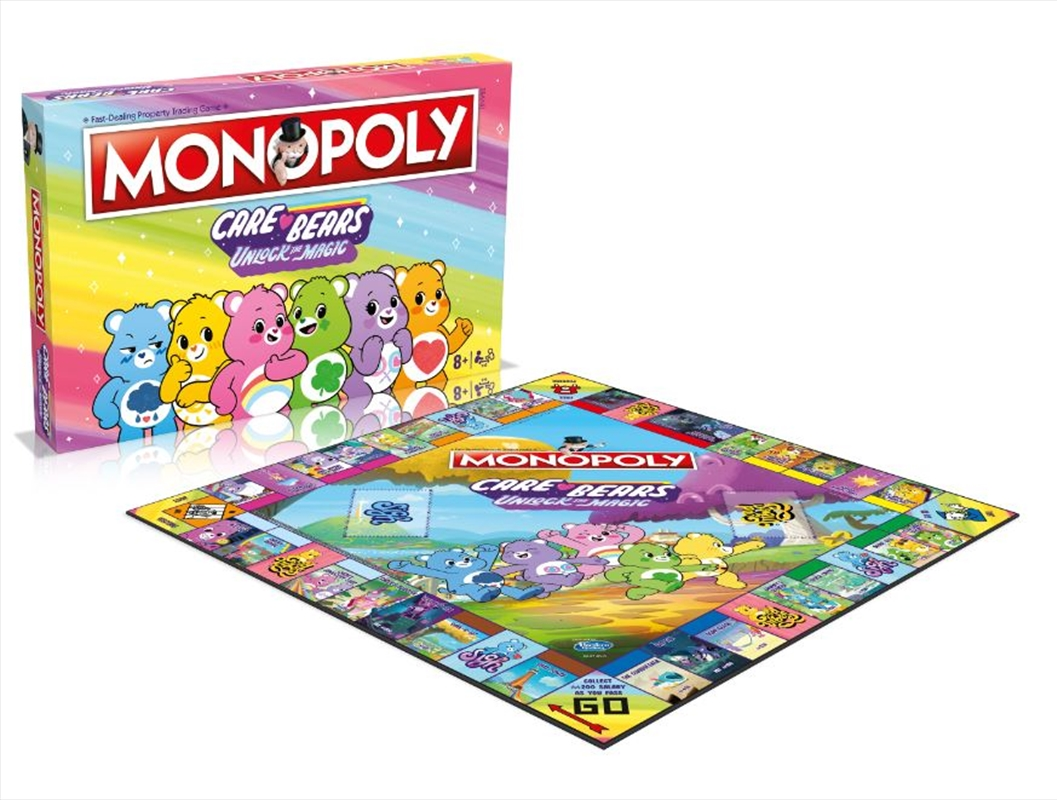 Monopoly Care Bears | Merchandise