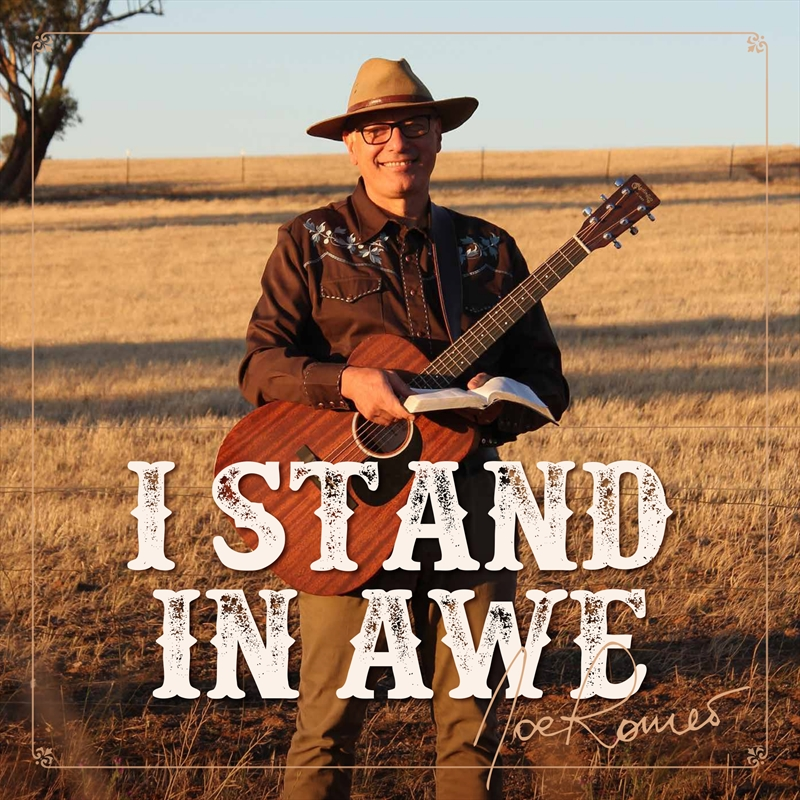 I Stand In Awe | CD