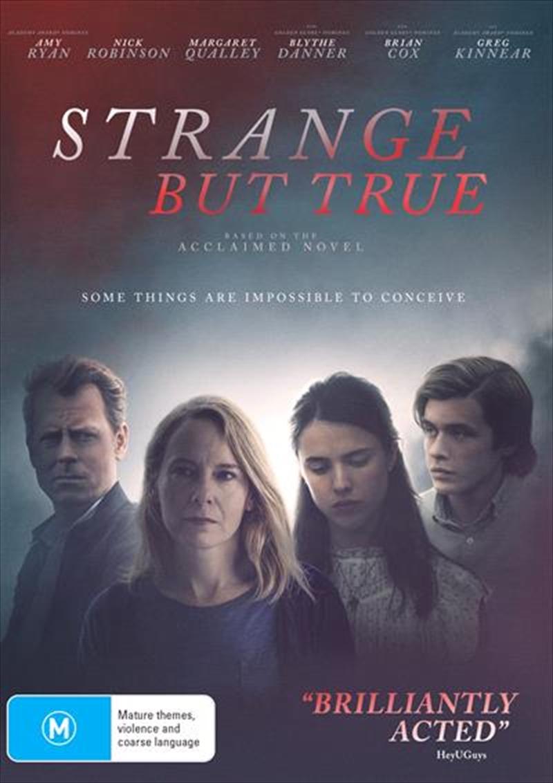 Strange But True | DVD