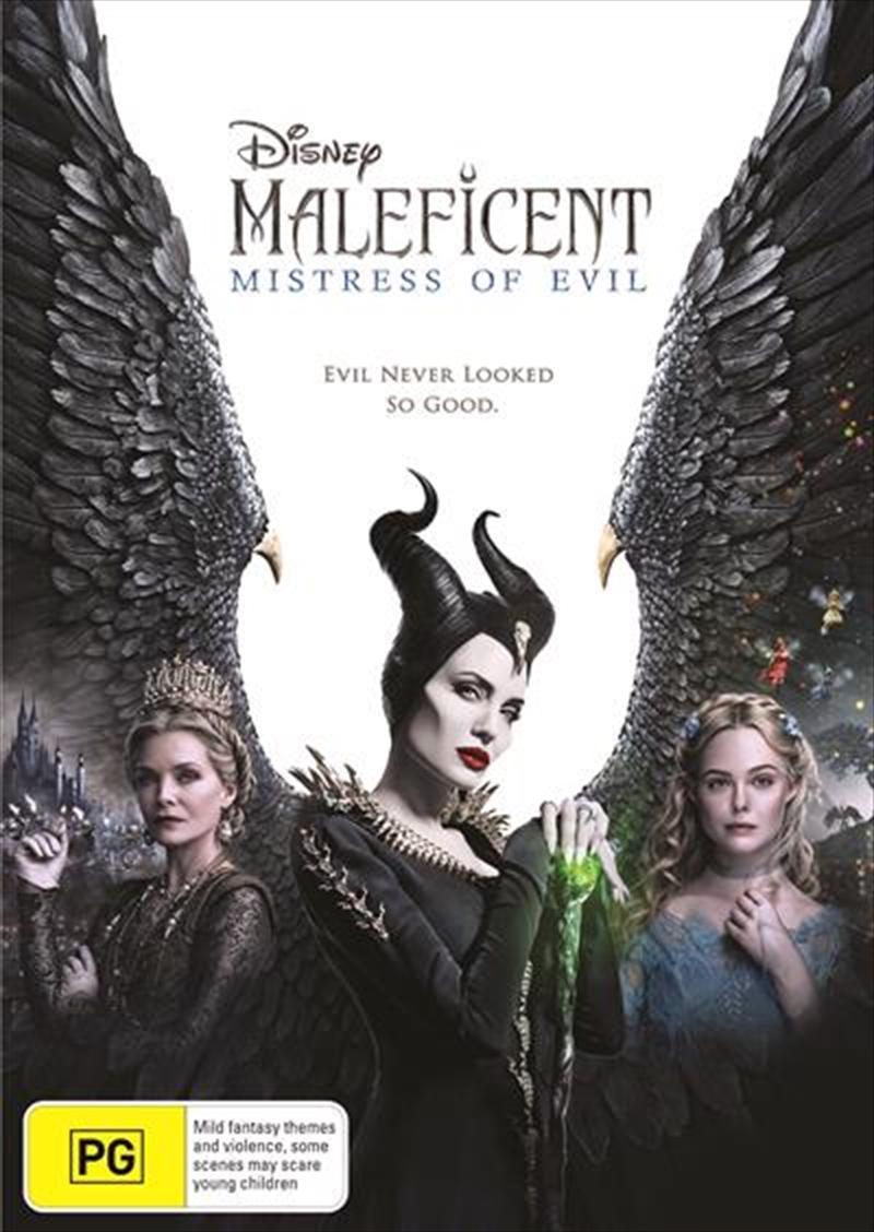 Maleficent - Mistress Of Evil | DVD