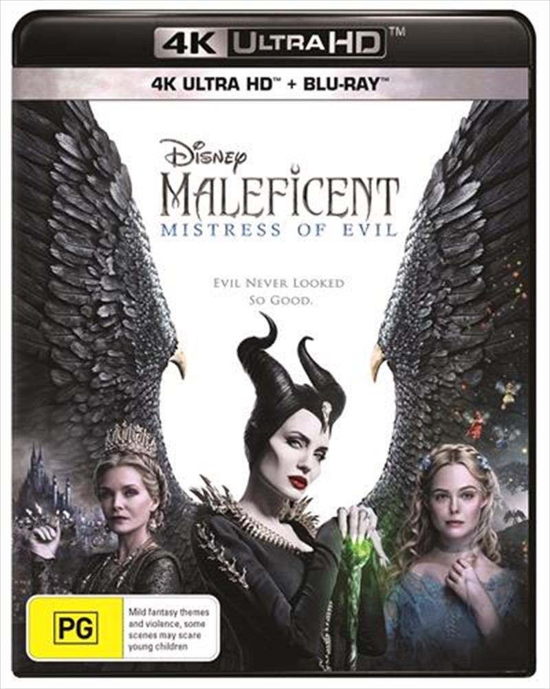 Maleficent - Mistress Of Evil | Blu-ray + UHD | UHD