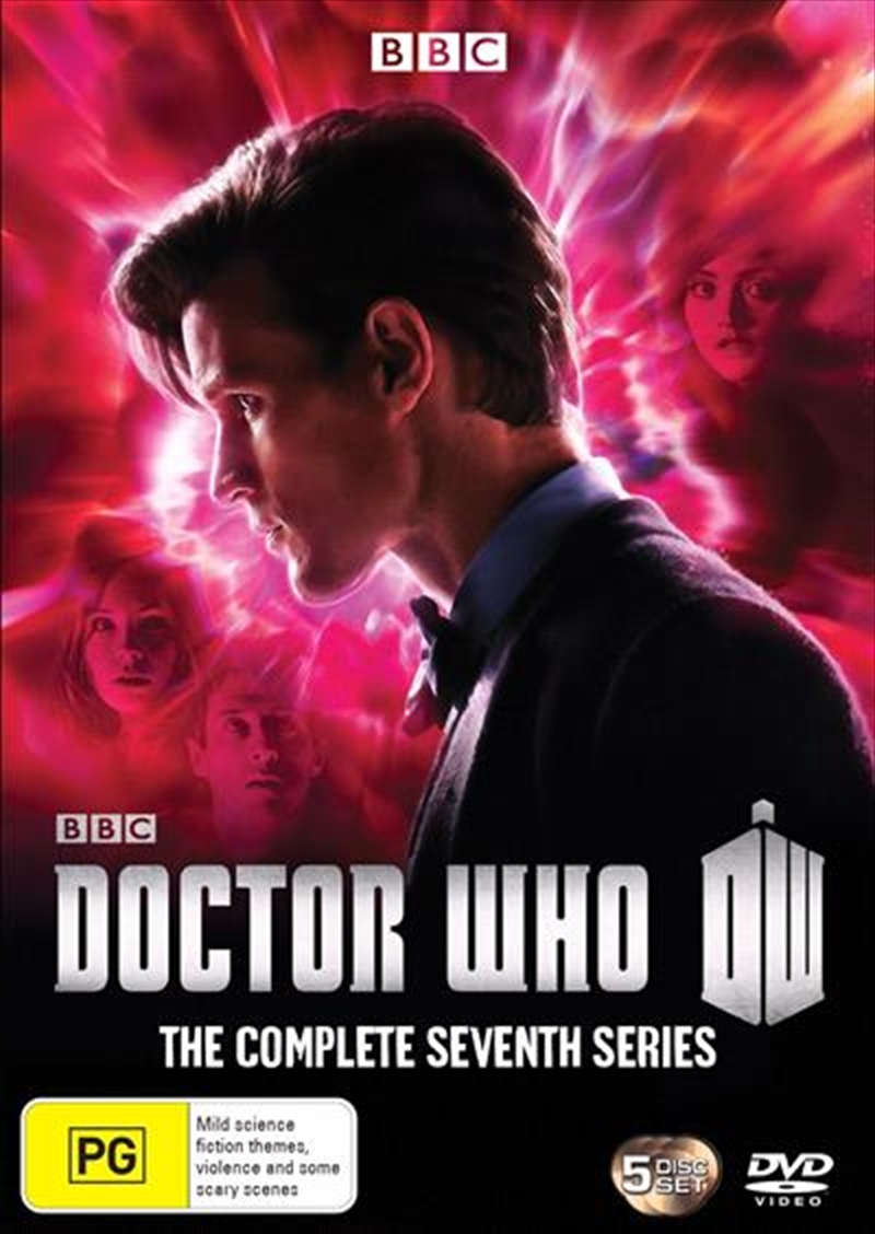 Doctor Who - Series 7   DVD