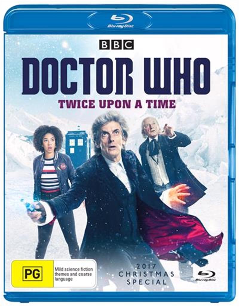 Doctor Who - Twice Upon A Time | Blu-ray