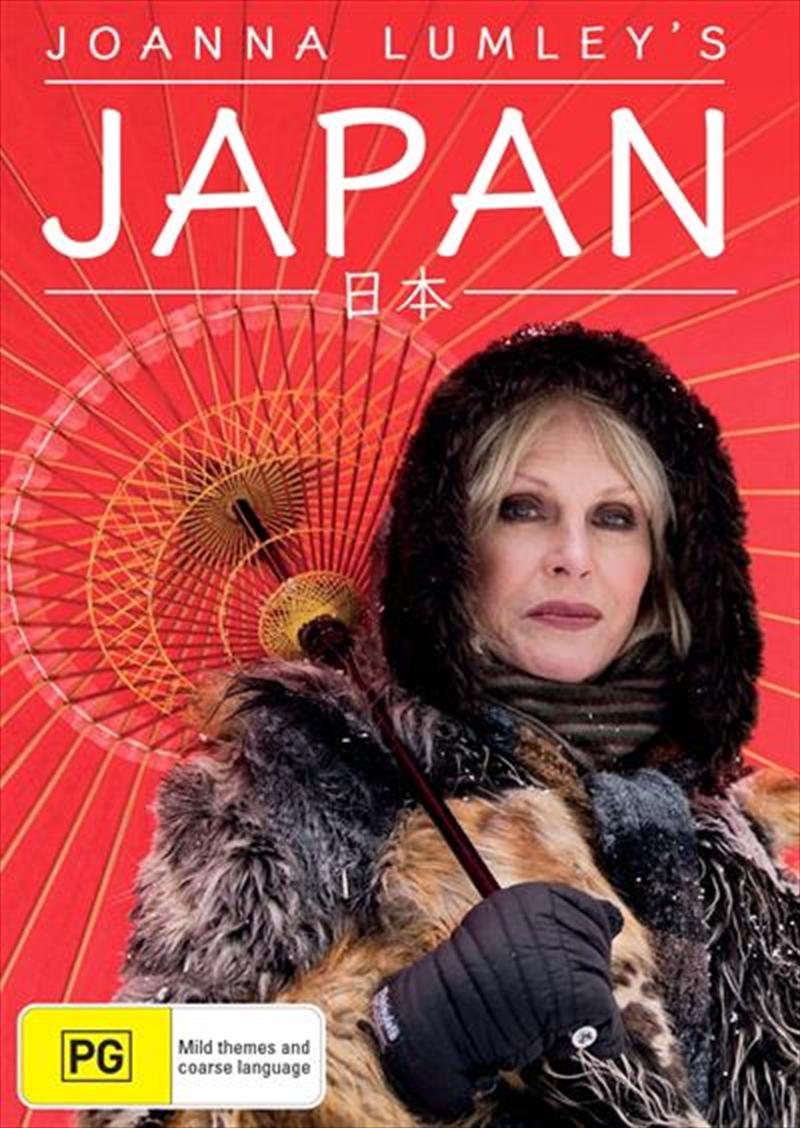 Joanna Lumley's Japan   DVD