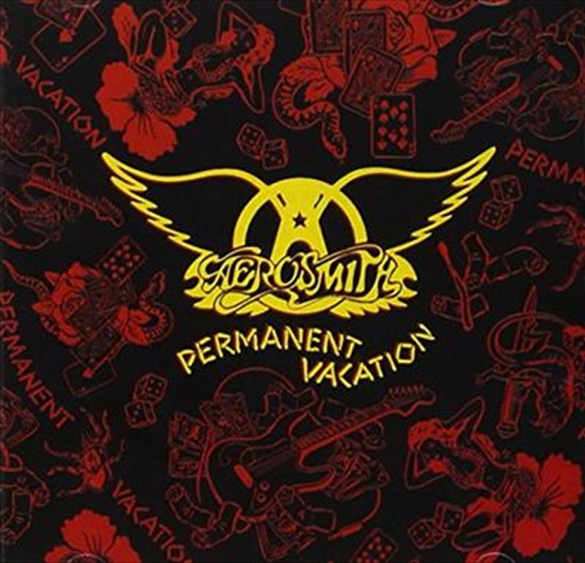 Permanent Vacation - Limited Edition Red Marble Coloured Vinyl | Vinyl