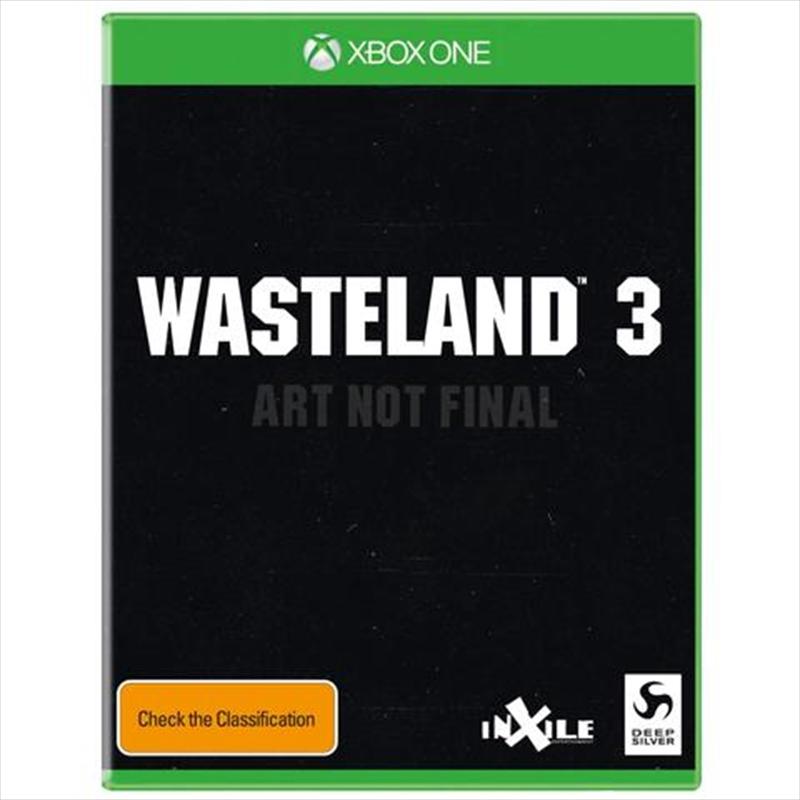 Wasteland 3 | XBox One
