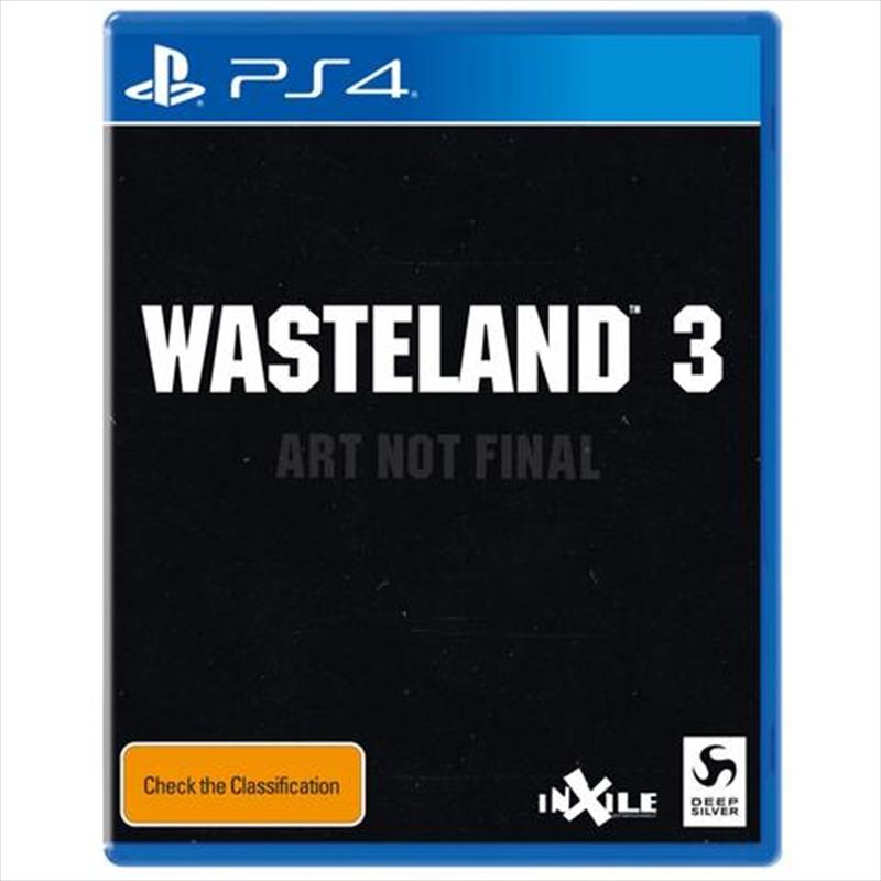 Wasteland 3 | PlayStation 4