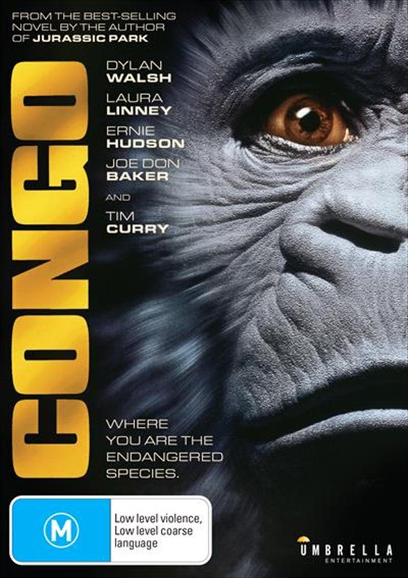 Congo | DVD