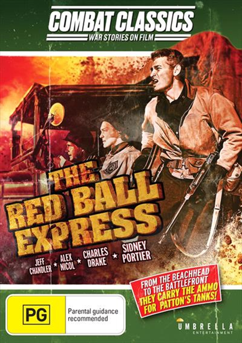 Red Ball Express | Combat Classics, The | DVD