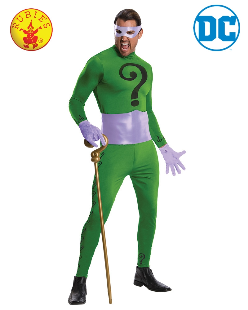 Riddler Collector Edition Costume | Apparel