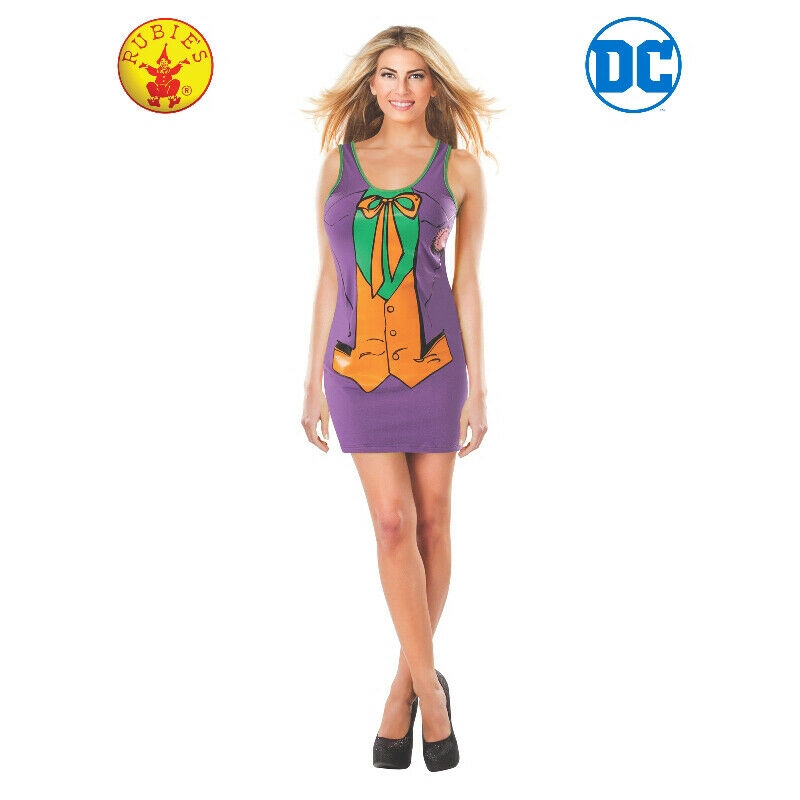 Joker Tank Dress - Size M | Apparel