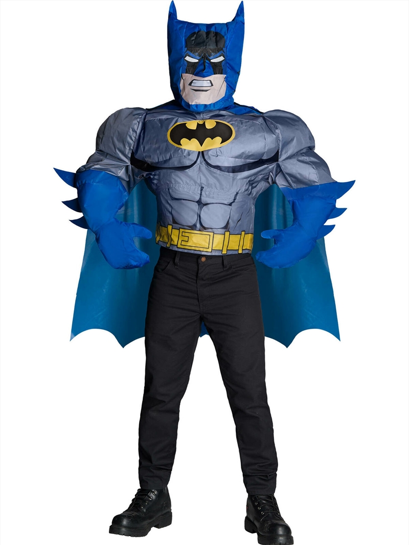 Batman Inflatable Top - One Size | Apparel