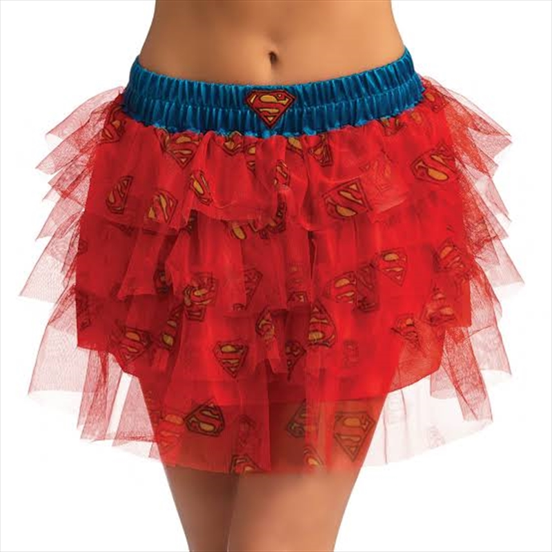 Supergirl Skirt Sequin: Standard   Apparel