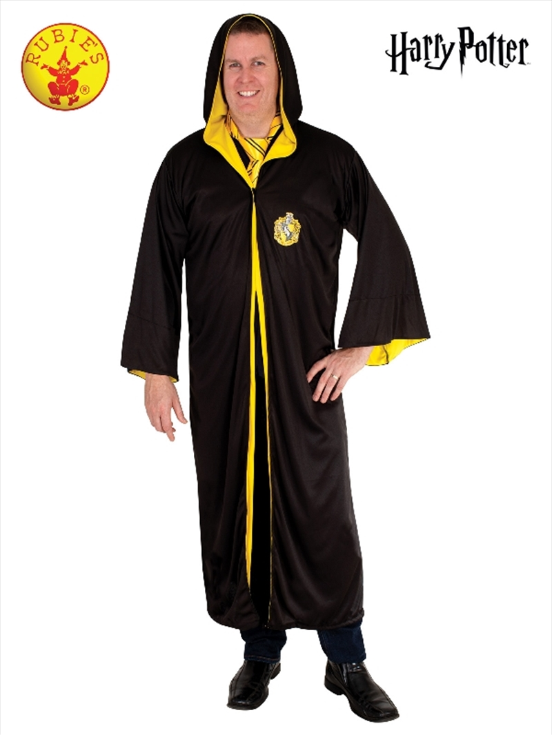 Hufflepuff Adult Robe: Standard | Apparel