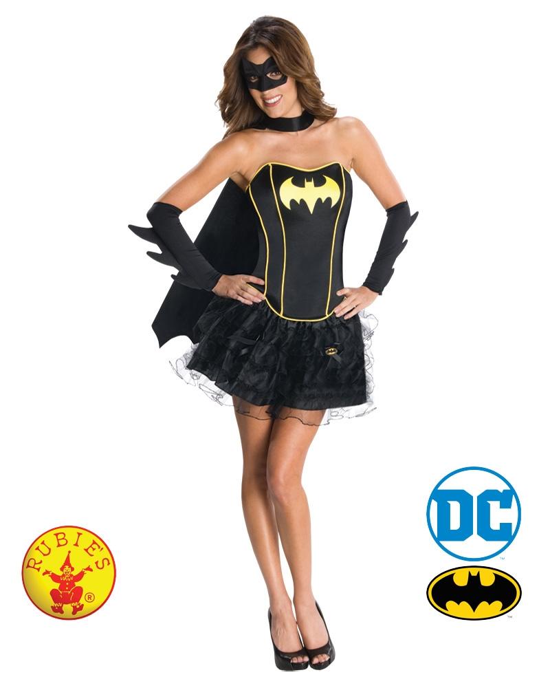 Batgirl Secret Wss Cst/Skt: XSmall | Apparel