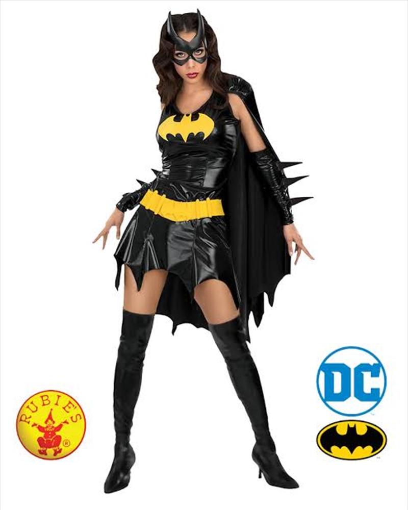 Batgirl Secret Wishes: Size Small | Apparel