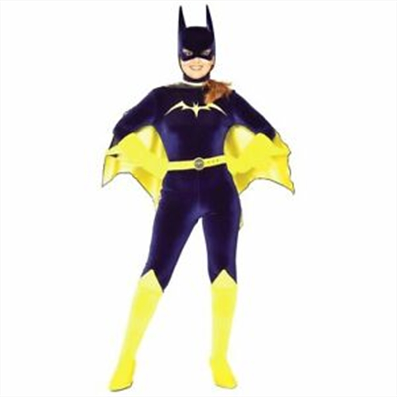 Batgirl Dlx Costume: Size XSmall | Apparel