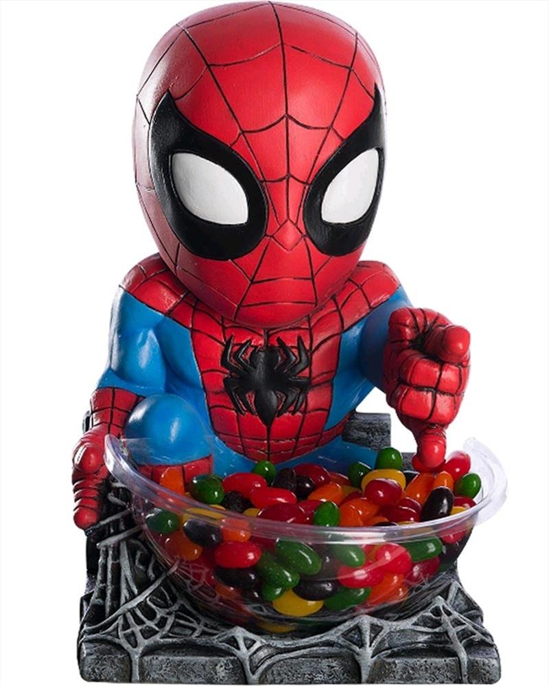 Spiderman Mini Candybowl Holder | Homewares