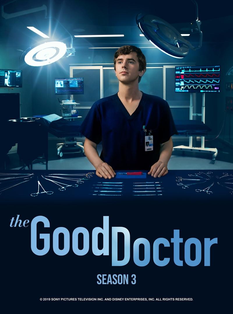 Good Doctor - Season 3 | DVD