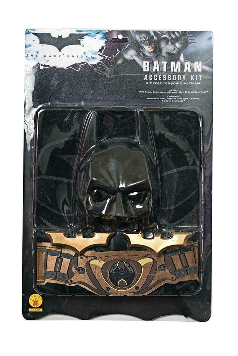 Batman Child Accessory Set | Apparel