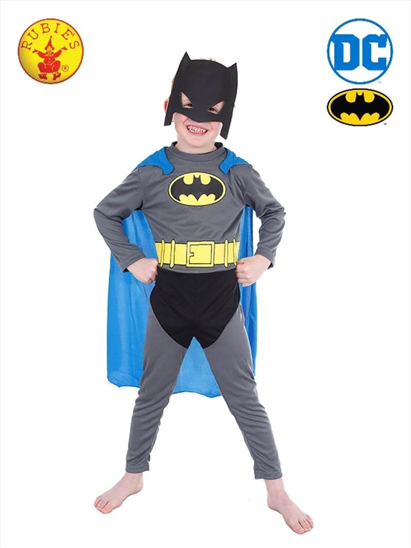Batman Classic Costume: 6-8 | Apparel